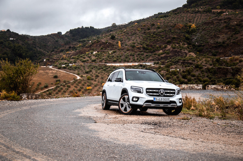 2020 Mercedes-Benz GLB 250 4MATIC without sport package