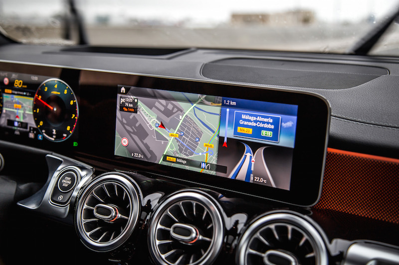 2020 Mercedes-Benz GLB 250 4MATIC navigation gps