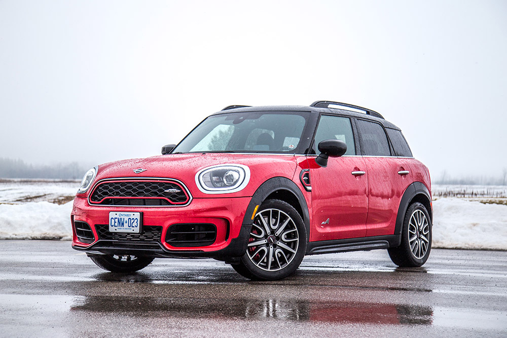 2020 MINI JCW Countryman