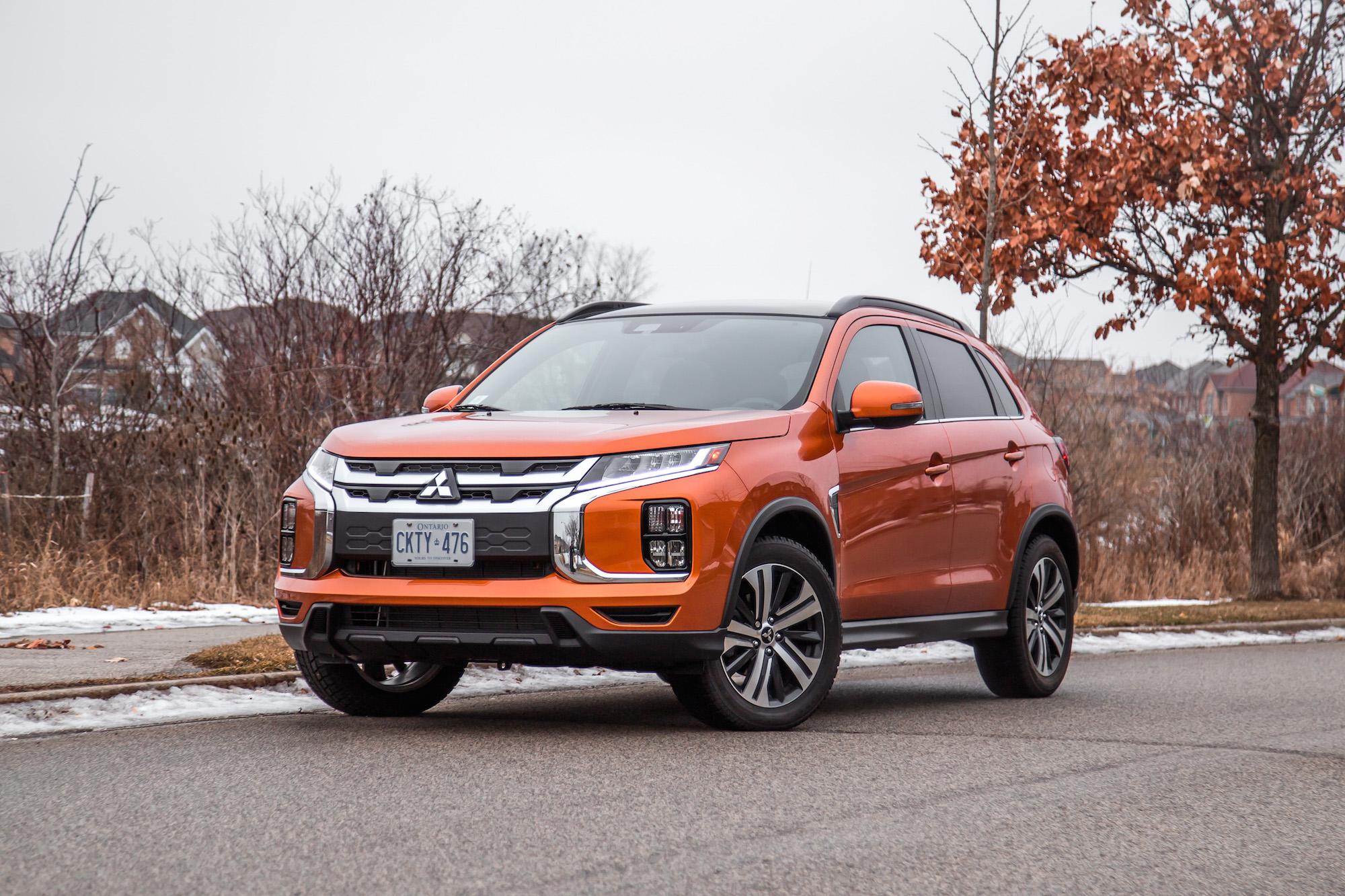 Review 2020 Mitsubishi Rvr Gt Awc Car