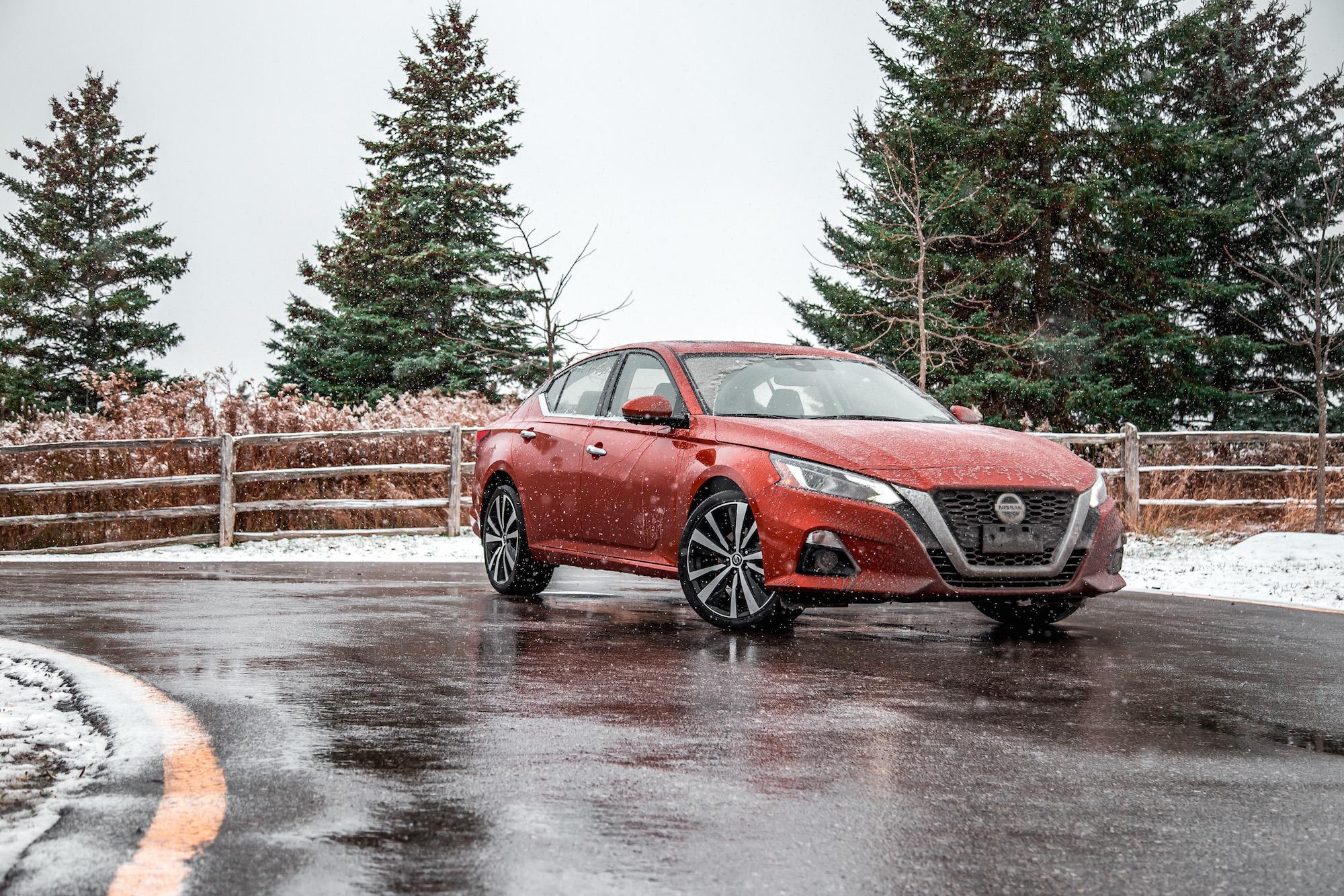 Review: 2020 Nissan Altima Platinum AWD | CAR