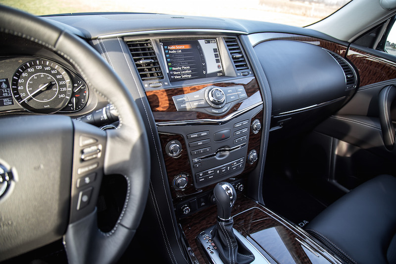 Review: 2020 Nissan Armada Platinum   CAR