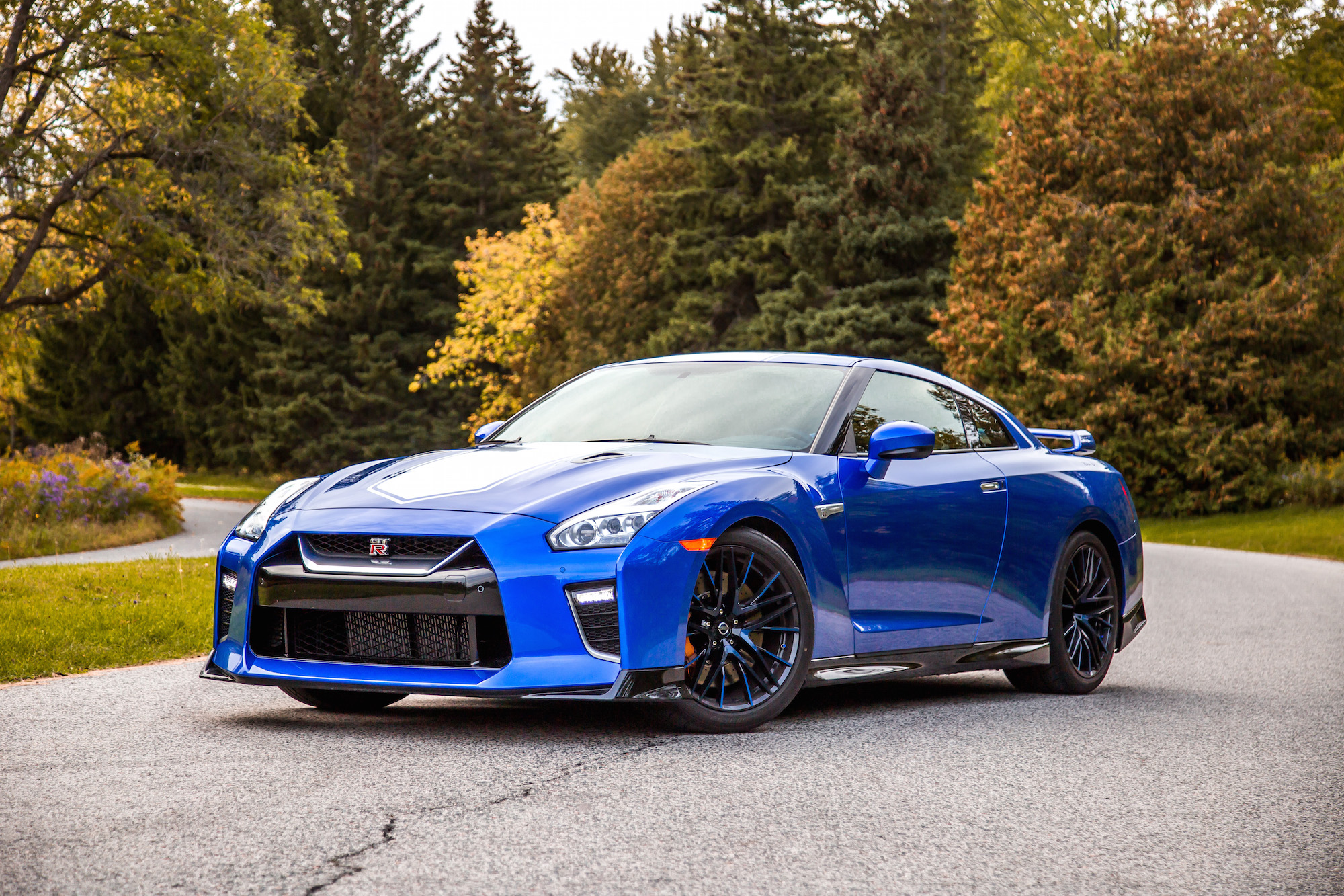 Cost To Paint A Car >> Review: 2020 Nissan GT-R 50th Anniversary Edition | CAR