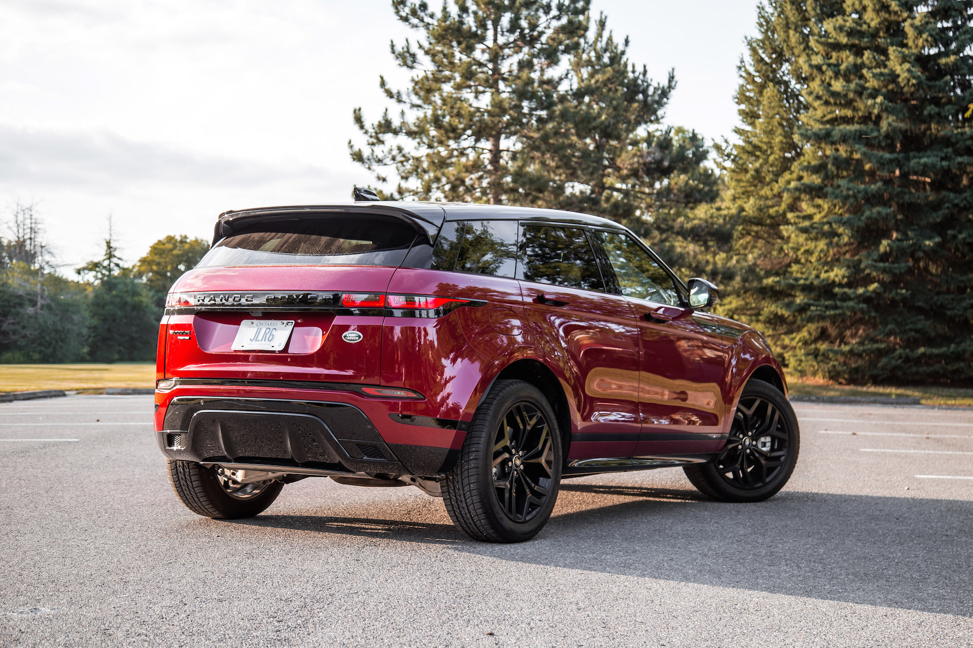Review 2020 Range Rover Evoque Canadian Auto Review Car