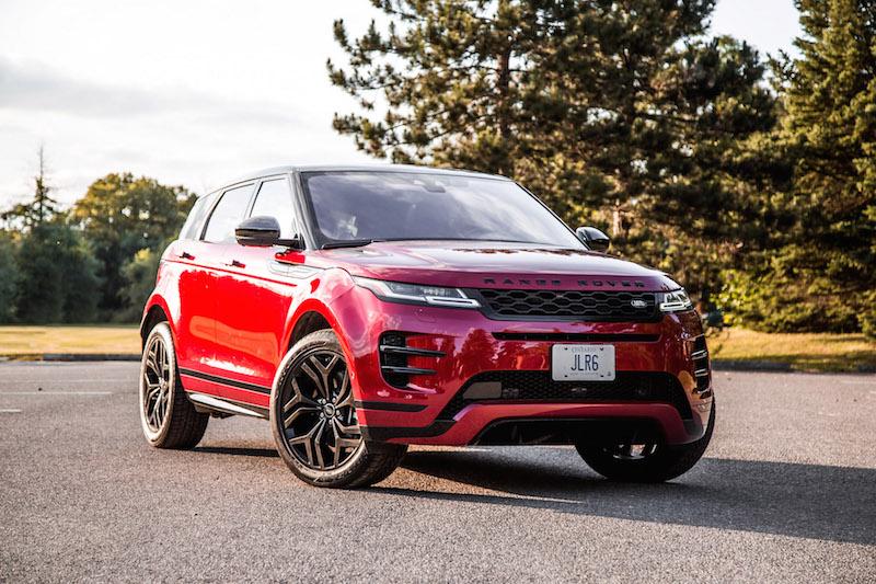 Range Rover Evoque >> Review: 2020 Range Rover Evoque   Canadian Auto Review (CAR)