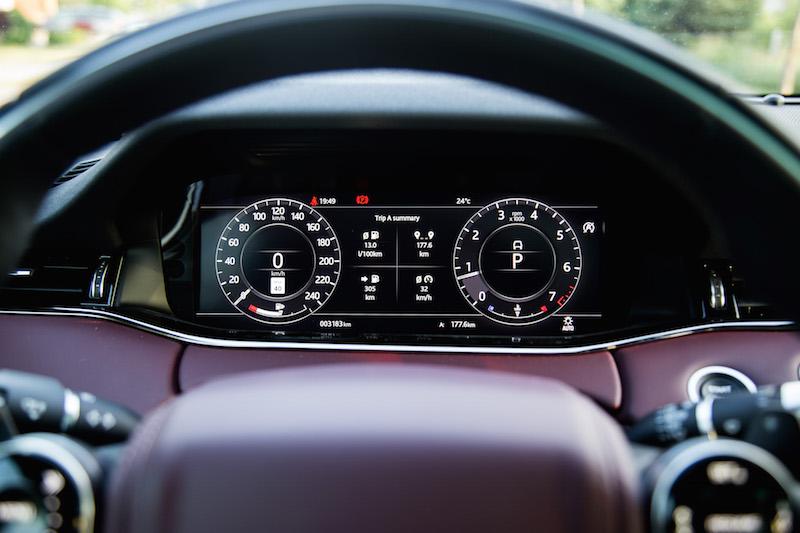 Review  2020 Range Rover Evoque