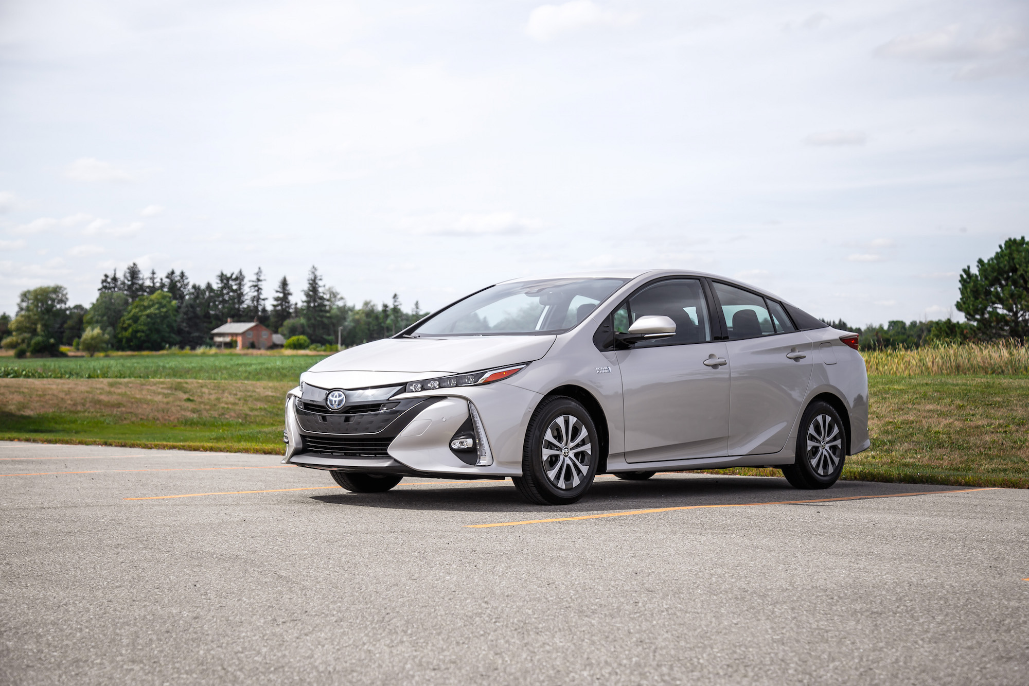 review  2020 toyota prius prime upgrade
