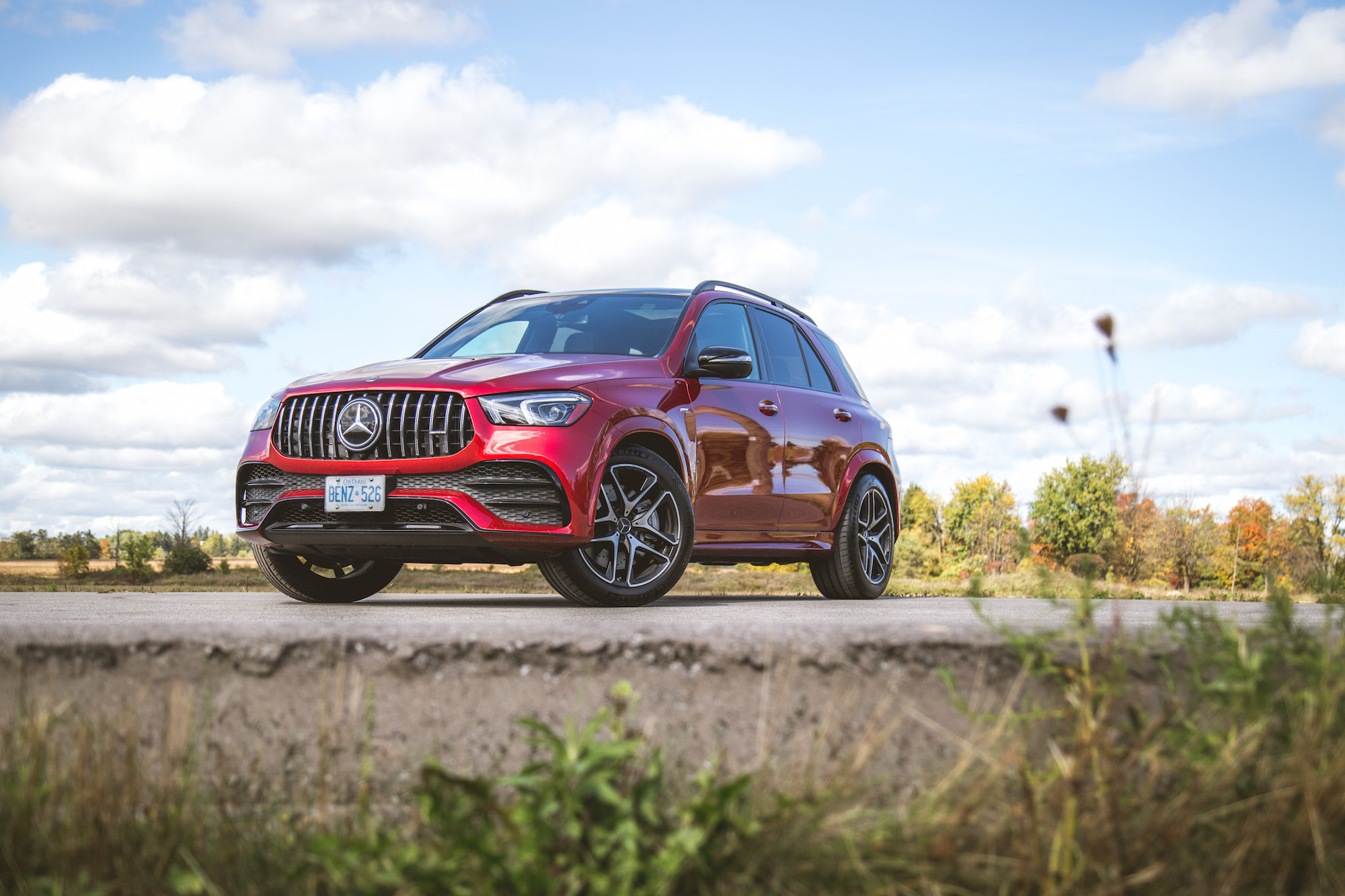 Review 2021 Mercedes Amg Gle 53 Canadian Auto Review