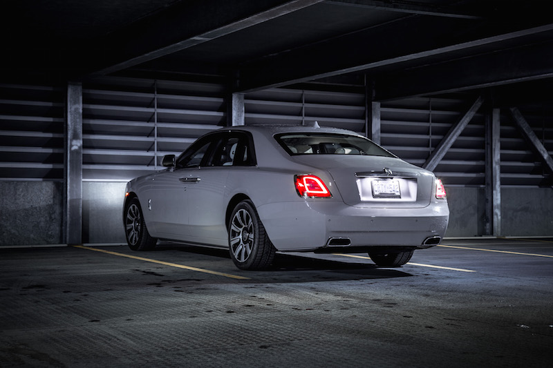 2021 Rolls-Royce Ghost Tempest Grey short wheelbase