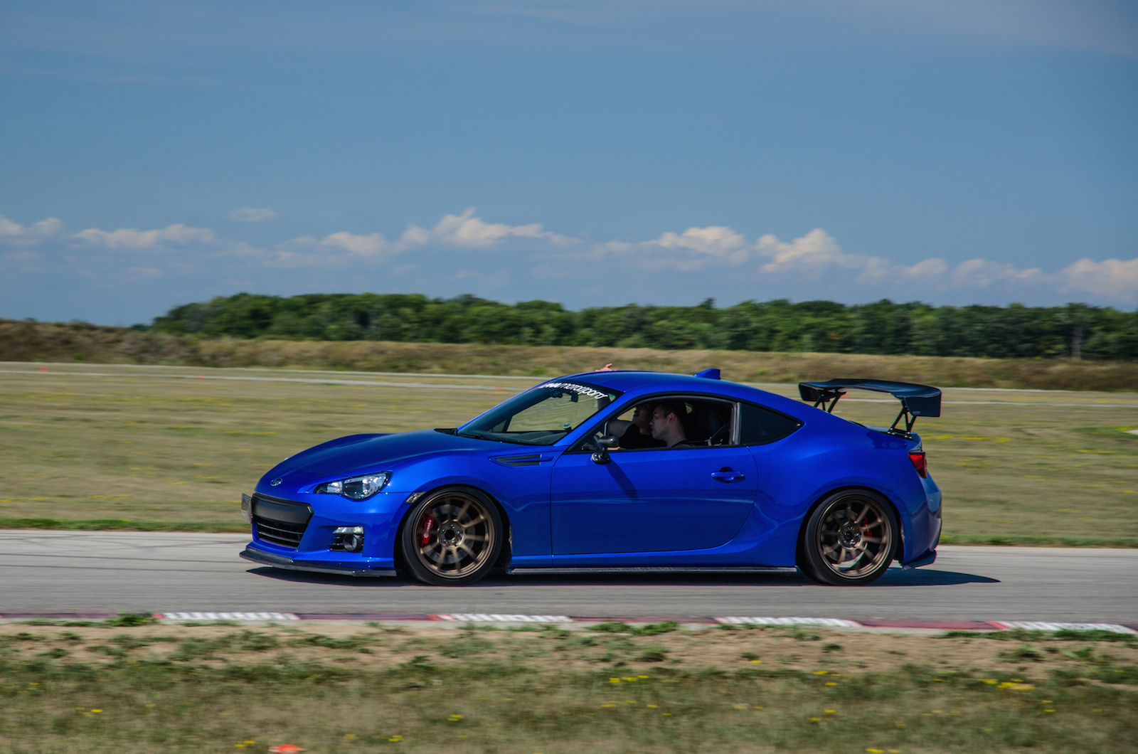 Project 1 Alpha Motorsports Track Day Canadian Auto Review