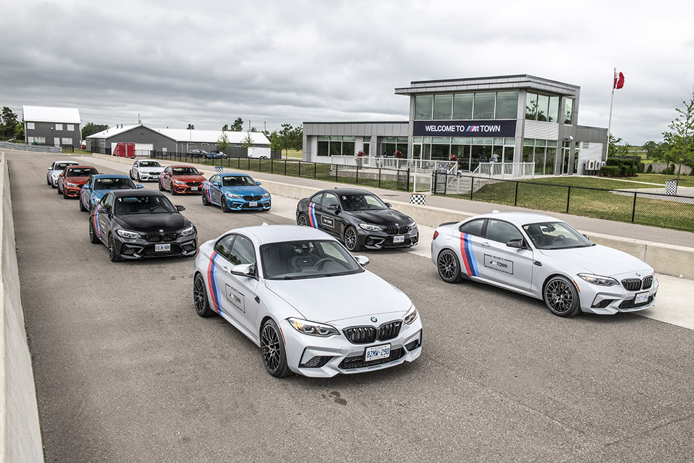 first bmw m festival in canada