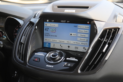 featured hands on with ford sync 3 canadian auto review. Black Bedroom Furniture Sets. Home Design Ideas