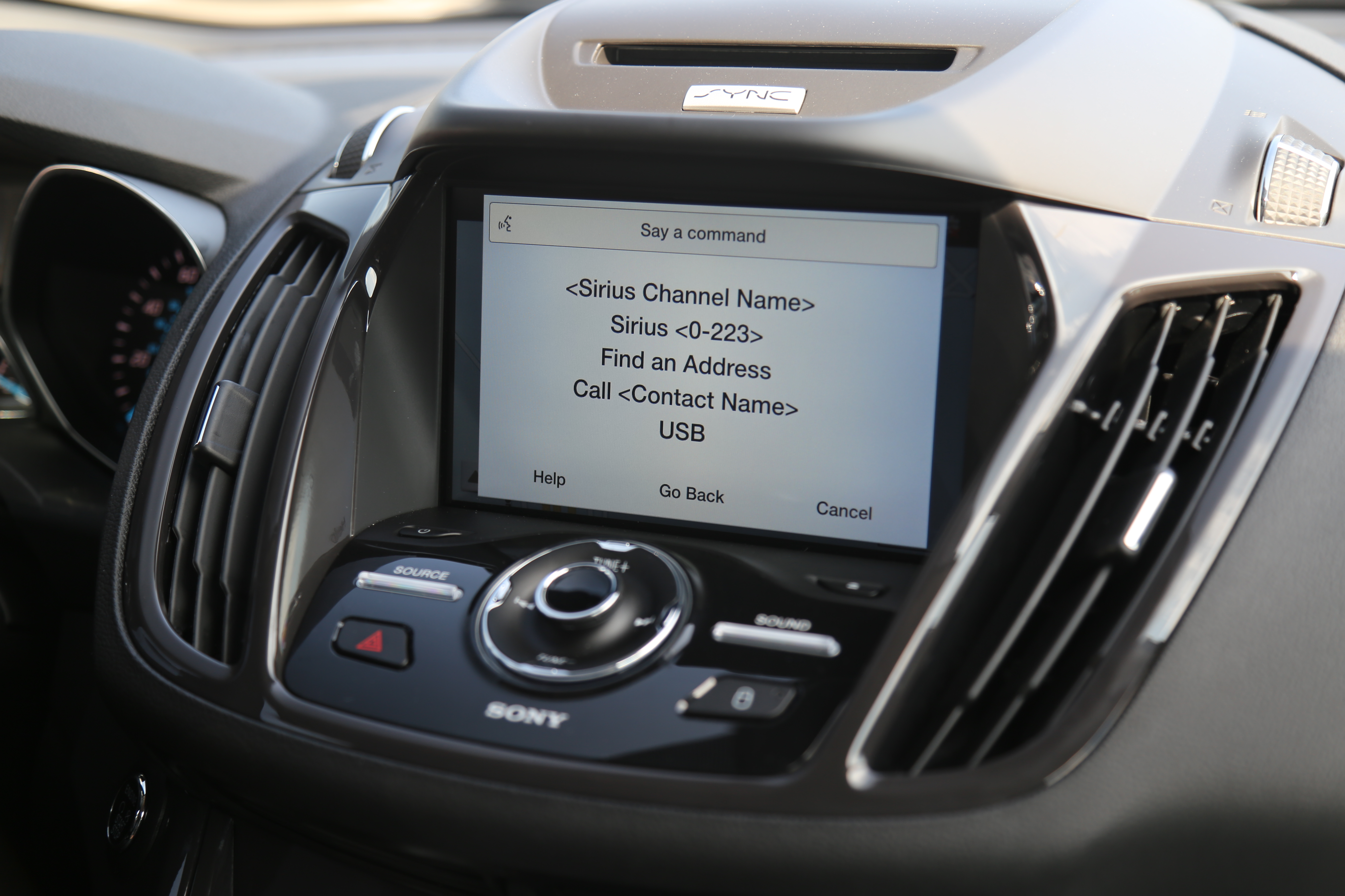 ford sync update