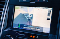trailer backup assist rear view camera trailering