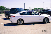 ford fusion automated parking
