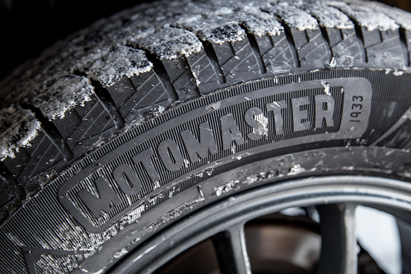 Review Motomaster Winter Edge Tires Canadian Auto Review