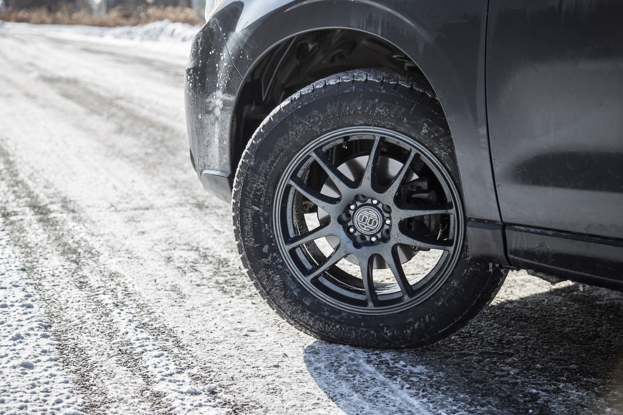 Review: MotoMaster Winter Edge Tires | Canadian Auto Review