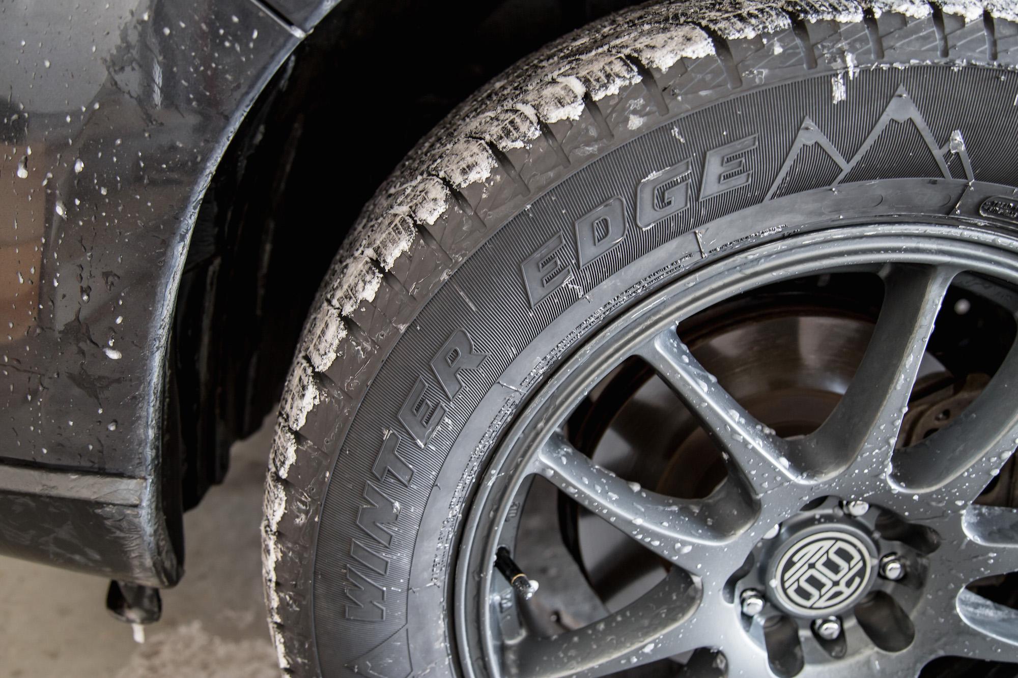 Winter Edge Tires