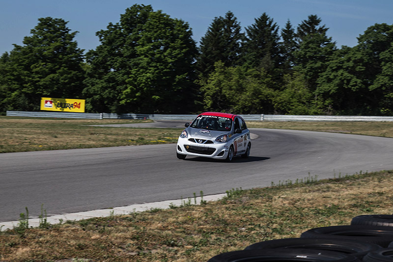 nissan micra cup canada event ctmp mosport