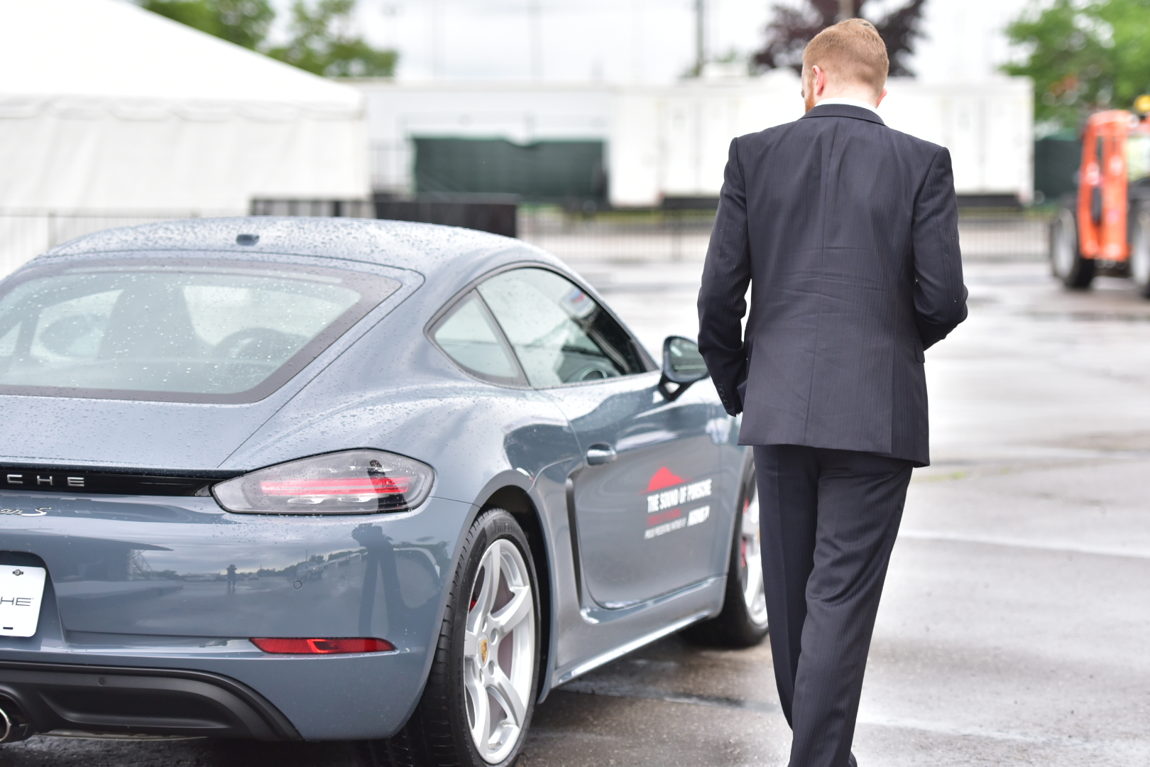 The Quot Sound Of Porsche Quot Offers A Sensory Experience At The