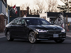 Review 2017 BMW 750Li M Sport