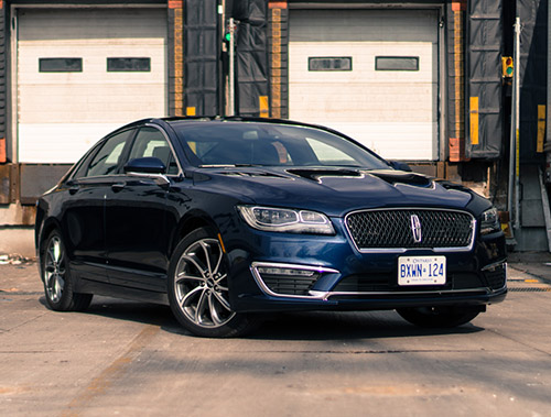 lincoln canadian auto review