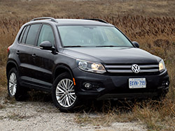 Creative First Look 2018 Volkswagen Tiguan  Canadian Auto Review